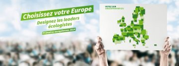 Interview of the green candidates for the European Commission