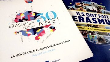 Interview : il a fait Erasmus