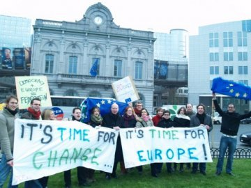 European Youth Embrace Change in Europe