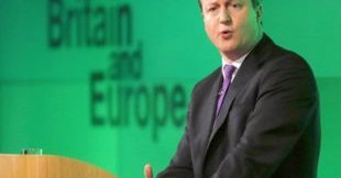 A one-way ticket, not a return: David Cameron takes a huge gamble on EU referendum