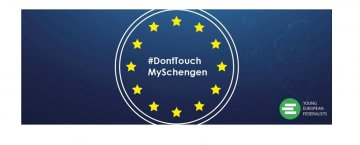 "Young European Federalists demand: ""Don't Touch My Schengen!"""