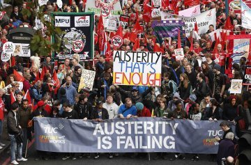 Austerity and isolation in immigrant communities