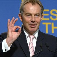 Britain's EU Presidency: Blair blowing the trumpets