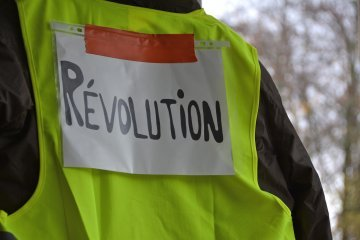 """Gilets jaunes"", and then? The real French Revolution has not occurred yet"