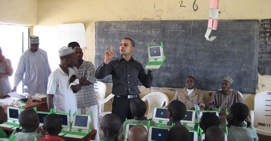 One Laptop Per Child and the Power of Visionary People
