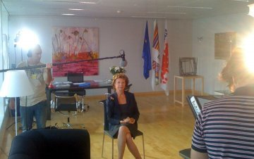Neelie Kroes : Information is the new oil !