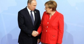 Merkel – Putin meeting: did two lone leaders find their pragmatism?