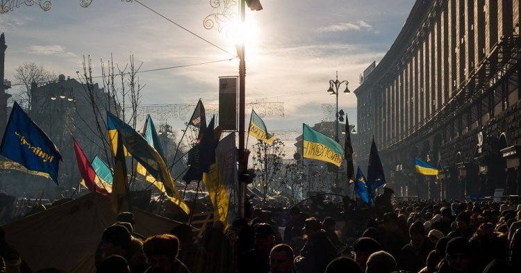 "Ukraine: ""We don't need a good tsar, we need an effective political model"""