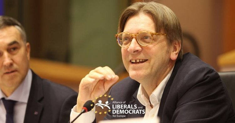 "Verhofstadt: ""Commission could be a small but effective European government"""