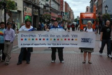 Federalists in Dublin: We will win over Ireland's youth