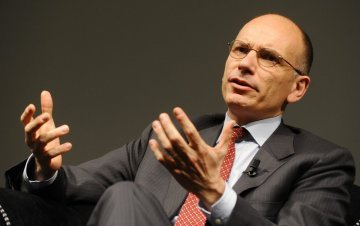 'Building Europe in a world of brutes': An interview with Enrico Letta