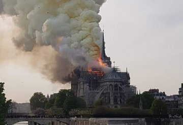 European Perspective: Fire at Notre-Dame de Paris