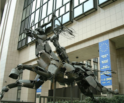 Europa, European Council, Brussels